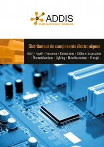 Plaquette Addis Composants Electroniques